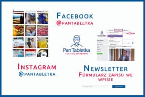 pan tabletka newsletter