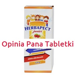 Herbapect junior opinia
