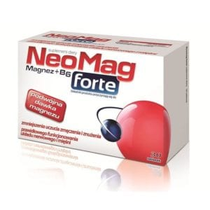 Neomag forte suplement diety z Magnezem