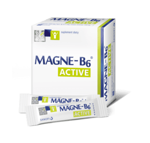 Magne B6 active