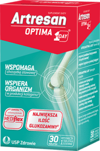 Artresa Optima 1 a Day - analiza i opinia Pana Tabltki